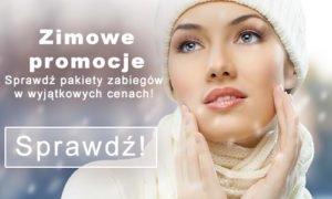 Zimowe promocje Centrum Kosmetolożki